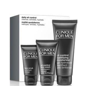 Clinique Clinique Clinique For Men Clinique - Clinique For Men Daily Oil Control: Clinique For Men Set