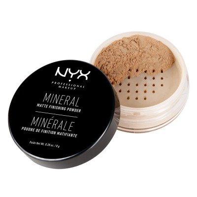 NYX Professional Makeup NYX Professional Makeup Mineral Finishing Powder Medium - Dark
