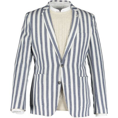 State of Art State of Art Blazer Striped - Mod