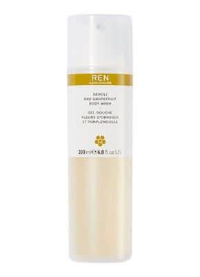 REN REN Neroli and Grapefruit Body Wash - douchegel
