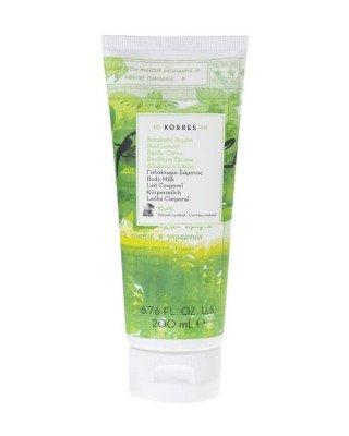 Korres Korres - Basil Lemon Body Milk - 200 ml