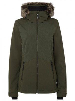 O'Neill O'Neill Halite Jacket groen