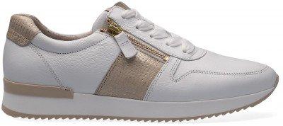 Gabor Witte Gabor Lage Sneakers 420