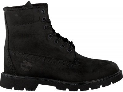 Timberland Zwarte Timberland Veterboots 6 In Basic Boot Noncontrast