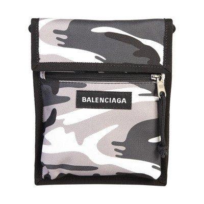 Balenciaga Camouflage print tas