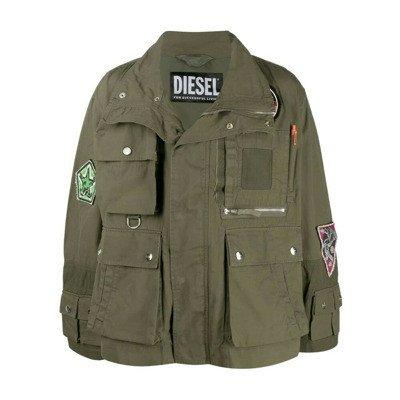 Diesel Jacket Battle