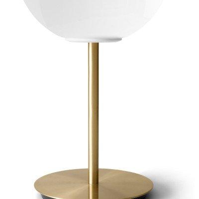 Menu Menu TR Bulb tafellamp 41cm messing/opaal mat