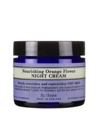 Neal's Yard Remedies Neal's Yard Remedies - Nourishing Orange Flower Night Cream - 50 gr