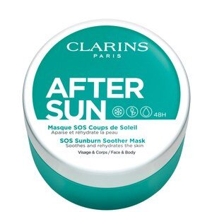 Clarins Clarins Sos Sunburn Soother Mask Clarins - AFTER SUN CARE FACE & BODY Gezicht