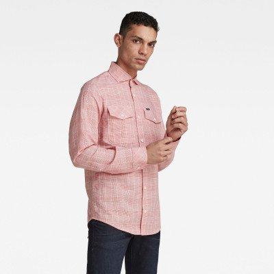 G-Star RAW Marine Service Slim Shirt - Meerkleurig - Heren