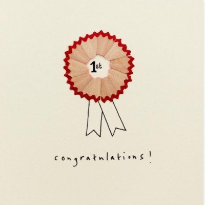 Growing Concepts Wenskaart - Congratulations