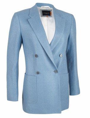 Cavallaro Napoli Cavallaro Napoli Dames Blazer - Nova Blazer - Blauw
