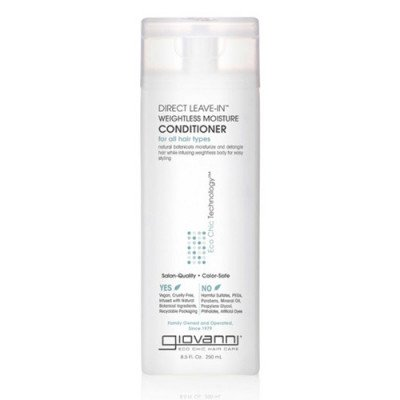 Giovanni Giovanni Direct Leave In Weightless Conditioner