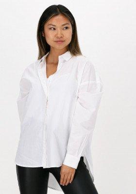 Selected Femme Witte Selected Femme Blouse Hema Ls Shirt B Bright
