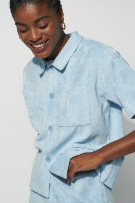 nu-in Towelling Shirt