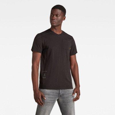 G-Star RAW Cargo Sport T-Shirt - Zwart - Heren