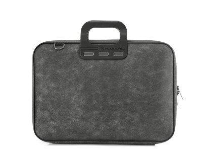 Bombata Bombata Denim Laptoptas 15,6 inch Black