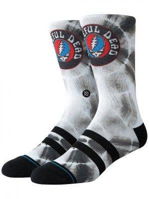Stance Stance Grateful Dye Socks zwart