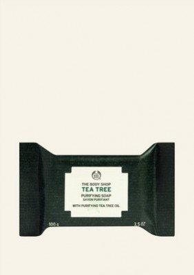The Body Shop NL Tea Tree Purifying Soap 100 G