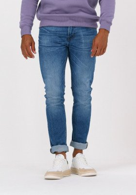 7 For All Mankind Blauwe 7 for all Mankind Slim Fit Jeans Ronnie Special Edition America