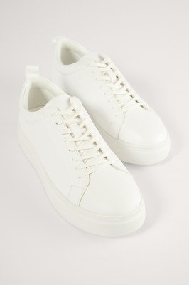 NA-KD Shoes NA-KD Shoes Sneakers - White
