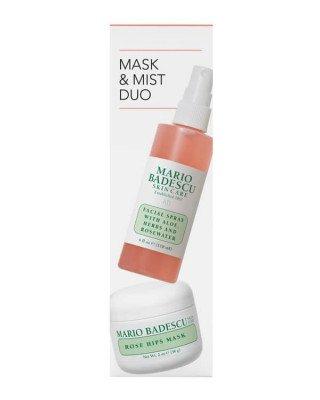 Mario Badescu Mario Badescu - Rose Mask & Mist Kit - 118 ml + 56 g