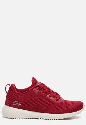 Skechers Skechers Bobs Squad Tough Talk sneakers rood