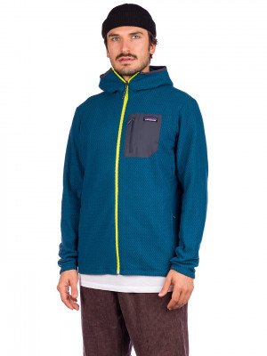 Patagonia Patagonia R1 Air Fleece Jacket blauw