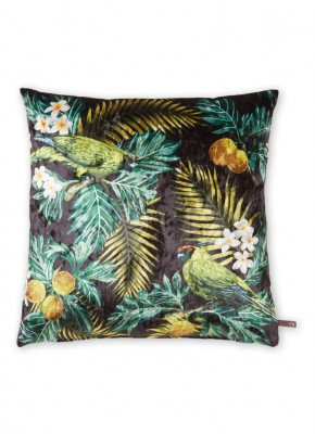 Claudi Claudi Eco Tropical Birds sierkussen 45 x 45 cm