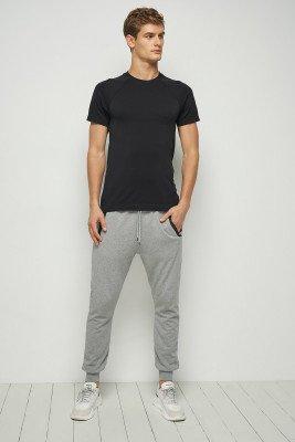 Fabian Kitzweger for nu-in 100% Organic Zip Pockets Slim Fit Joggers