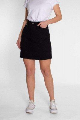 Kuyichi Dani Skirt - Washed Black - 28