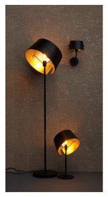 WOOOD Exclusive WOOOD Wandlamp 'Pien', kleur Zwart