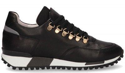 VIA VAI VIA VAI Giulia Bold Zwart Damessneakers