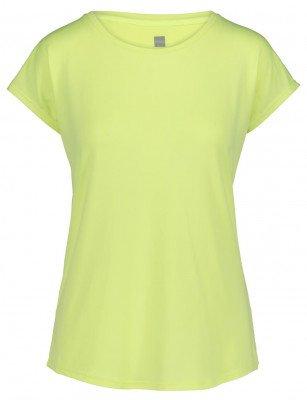 HEMA Dames Sportshirt - Loose Fit Geel (geel)