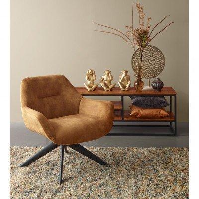 karpet 160x230 SHAGGY DELUXE Oranje