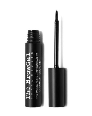 The BrowGal The BrowGal - The Weekender Overnight Brow Tint 02 Brown Hair - 8 ml