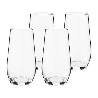 Xenos Waterglas Fenomeno - 420 ml - set van 4
