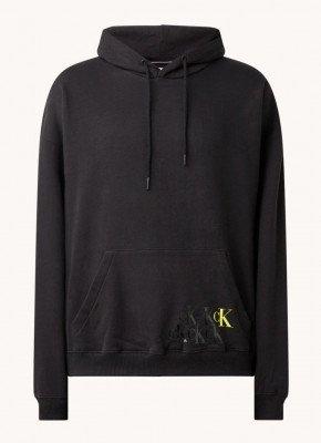 Calvin Klein Calvin Klein Hoodie met logo- en backprint