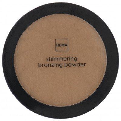 HEMA HEMA Shimmering Bronzing Powder 01 Honey Glow (brons)