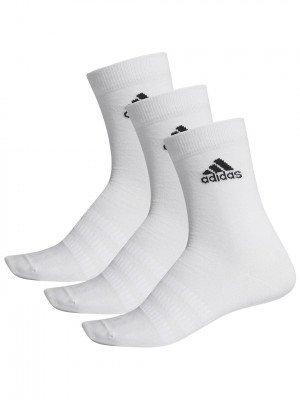 adidas Originals adidas Originals Light Crew 3PP Socks wit