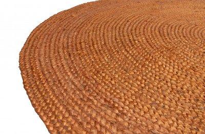 WOOOD WOOOD Rond Vloerkleed 'Ross' 150cm, kleur Ombre