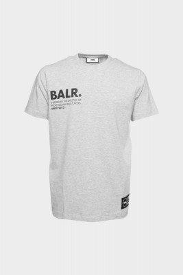 BALR. BALR. Lifestyle Straight T-Shirt Heather