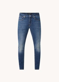 Scotch en Soda Scotch & Soda Skim slim fit jeans van biologisch katoen