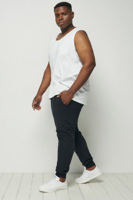 nu+in Slim Fit Tapered Joggers