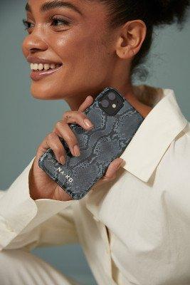 NA-KD Accessories NA-KD Accessories Printed Phone Case - Grey