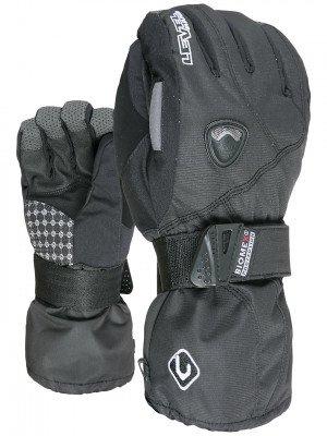 Level Level Butterfly Gloves zwart