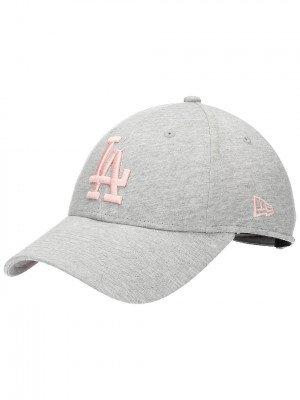 New Era 9 Forty Los Angeles Dodgers Cap grijs