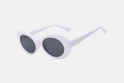 Blank-Sunglasses NL KURT. - White with black