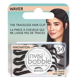 Invisibobble Invisibobble Pretty Dark Hair Clip Invisibobble - WAVER Haarclips