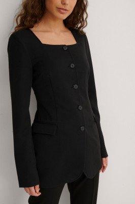 NA-KD Trend NA-KD Trend Blazer - Black